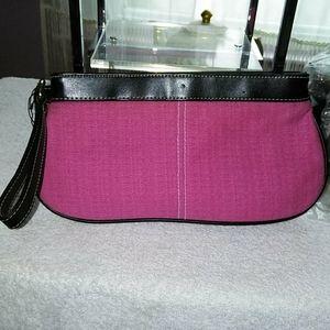 Victoria's Secret Pink Woven Bag